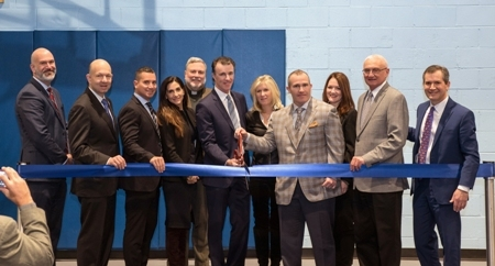 Holt Center ribbon-cutting ceremony marked a historic day for HGP
